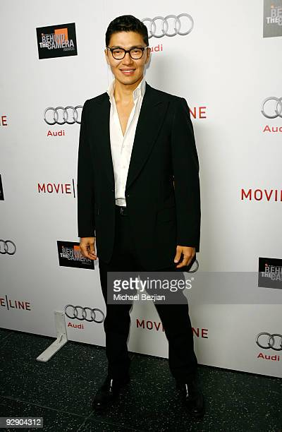 Actor Rick Yune arrives at the 2009 Hamilton Behind The Camera awards held at The Highlands Club in the Hollywood Highland Center on November 8 2009...