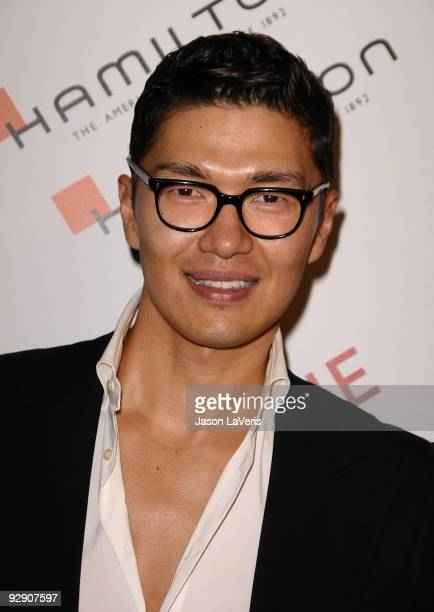 Actor Rick Yune attends the 4th annual Hamilton Behind the Camera Awards at The Highlands club in the Hollywood Highland Center on November 8 2009 in...