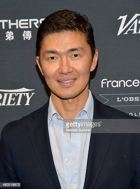 Actor Rick Yune attends the Huayi Brothers At 20 Party during the 67th Annual Cannes Film Festival at L'Observatoire Francesco Smalto on May 18 2014...