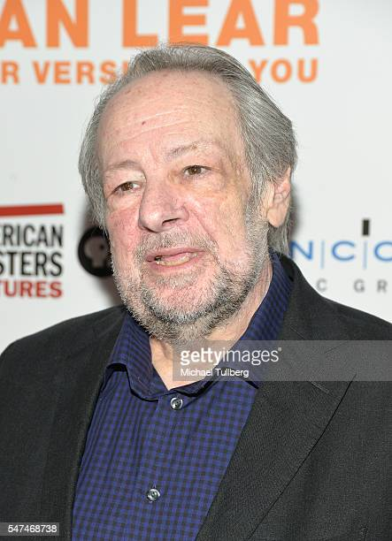 """Actor Ricky Jay attends the premiere of Music Box Films' """"Norman Lear: Just Another Version Of You"""" at The WGA Theater on July 14, 2016 in Beverly..."""