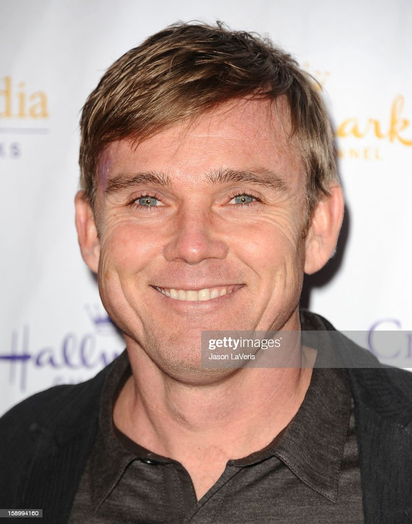 Actor Ricky Schroder attends the Hallmark Channel 2013 winter press gala at Huntington Library on January 4, 2013 in Pasadena, California.