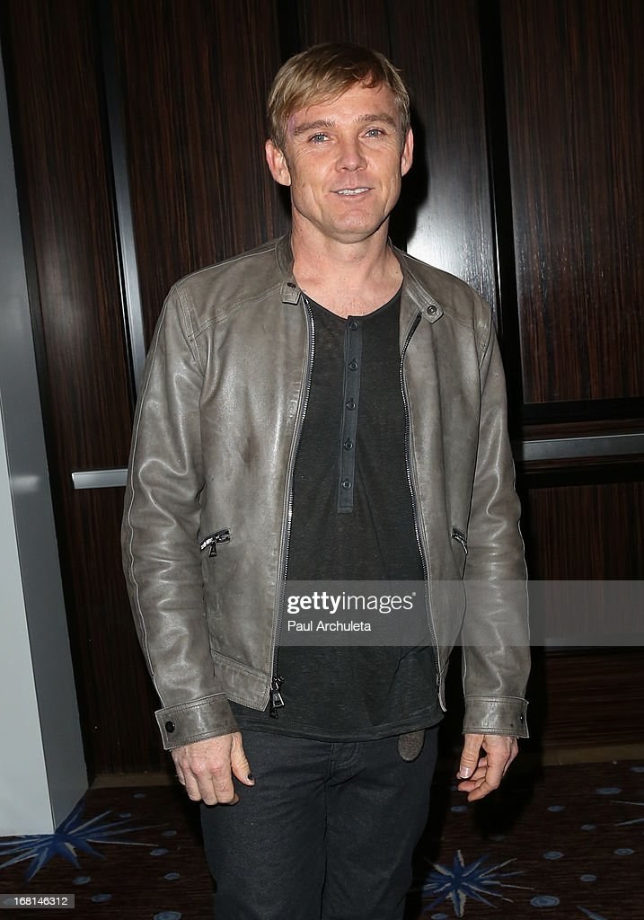 Actor Ricky Schroder attends the Paul Mitchell schools' 'FUNraising Campaign' gala at The Beverly Hilton Hotel on May 5, 2013 in Beverly Hills, California.