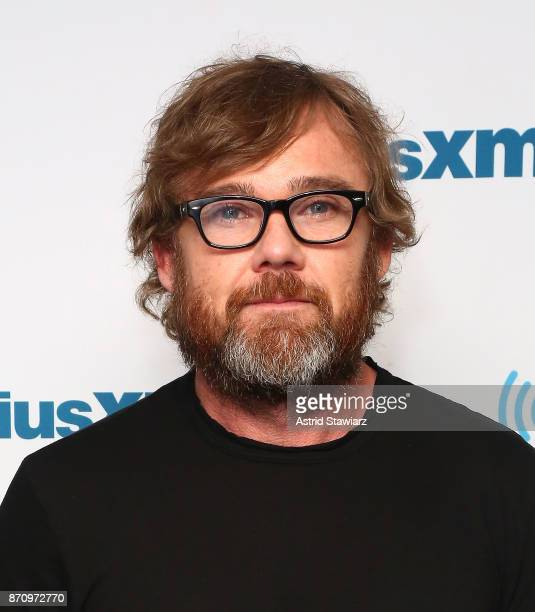 Actor Ricky Schroder visits the SiriusXM Studios on November 6 2017 in New York City