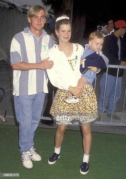 Family Photos and Images Getty Stock Pictures | Rick Schroder