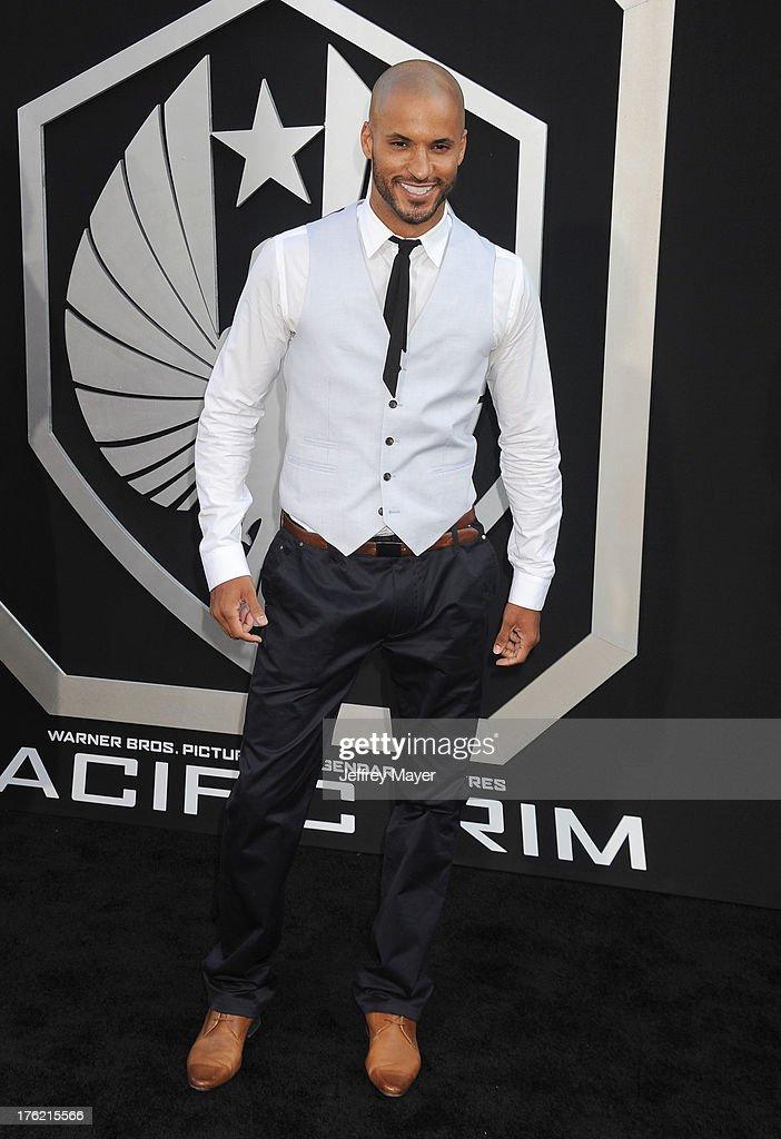 """""""Pacific Rim"""" - Los Angeles Premiere - Arrivals"""