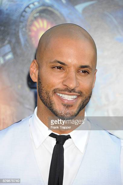 Actor Ricky Whittle arrives at the premiere of Pacific Rim held at the Dolby Theater in Hollywood