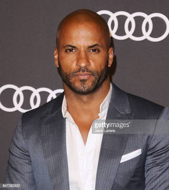 Actor Ricky Whittle attends the Audi celebration for the 69th Emmys at The Highlight Room at the Dream Hollywood on September 14 2017 in Hollywood...