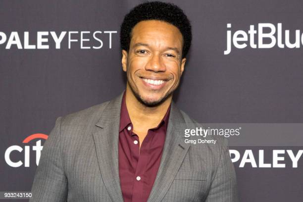 Actor Rico E Anderson attends the 2018 PaleyFest Los Angeles for Fox's 'The Orville' at Dolby Theatre on March 17 2018 in Hollywood California