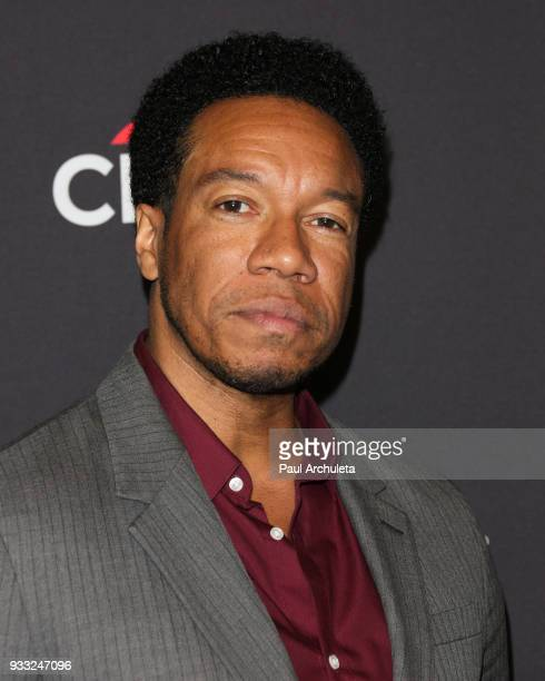 Actor Rico E Anderson attends the 2018 PaleyFest screening of FOX's 'The Orville' at the Dolby Theatre on March 17 2018 in Hollywood California