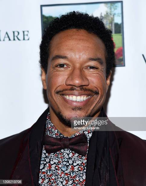 Actor Rico E. Anderson attends the 5th Annual Roger Neal and Maryanne Lai Oscar Viewing Dinner-Icon Awards and After Party at The Hollywood Museum on...