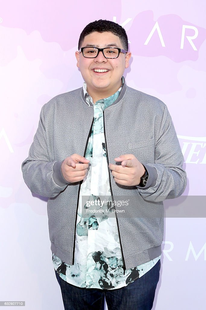 Actor Rico Rodriguez attends Variety's Celebratory Brunch Event For Awards Nominees, benefitting Motion Picture Television Fund, at Cecconi's on January 28, 2017 in West Hollywood, California.