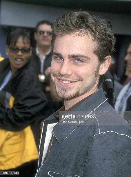 Actor Rider Strong attends the 13th Annual Nickelodeon's Kids' Choice Awards on April 15 2000 at Hollywood Bowl in Hollywood California