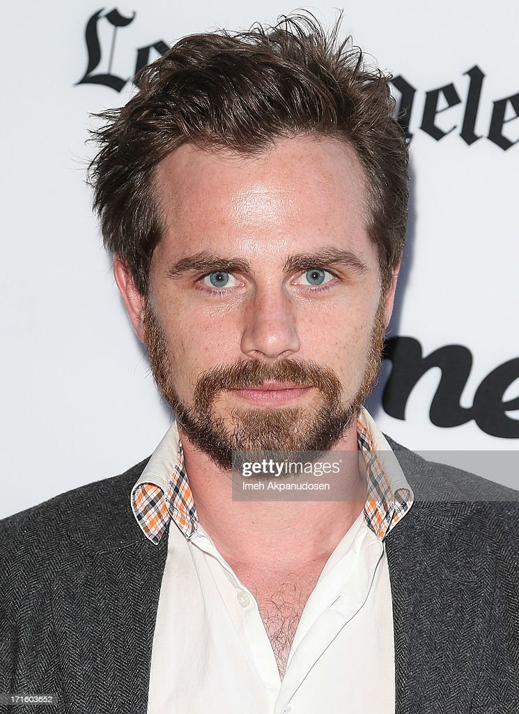 Actor Rider Strong attends the premiere of 'Some Girl(s)' at Laemmle NoHo 7 on June 26, 2013 in North Hollywood, California.