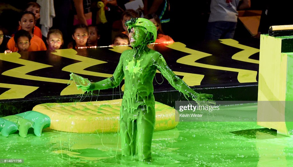 Nickelodeon Kids' Choice Sports Awards 2017 - Show : News Photo