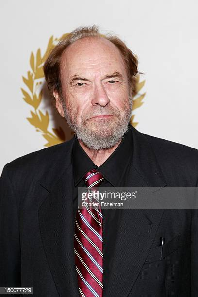 Actor Rip Torn attends the opening night gala for the 2012 New York City International Film Festival at the Angelika Film Center on August 9 2012 in...
