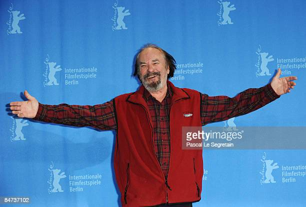 Actor Rip Torn attends the photocall for 'Happy Tears' as part of the 59th Berlin Film Festival at the Grand Hyatt Hotel on February 11 2009 in...