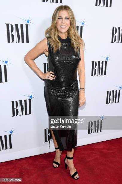 Actor Rita Wilson attends the 66th Annual BMI Country Awards at BMI on November 13, 2018 in Nashville, Tennessee.