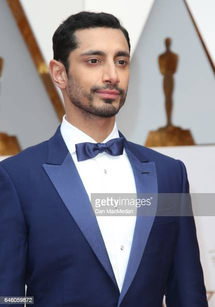 Actor Riz Ahmed arrives at the 89th Annual Academy Awards at Hollywood Highland Center on February 26 2017 in Hollywood California