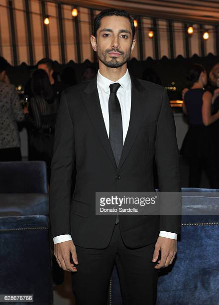 Actor Riz Ahmed attends a private dinner hosted by GQ and Dior Homme in celebration of the 2016 GQ Men of The Year party at Chateau Marmont on...