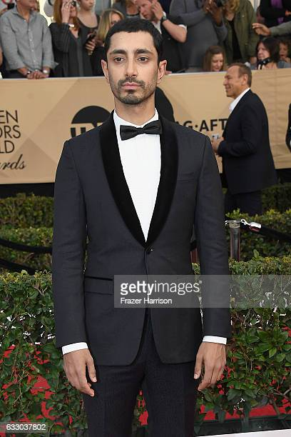 Actor Riz Ahmed attends The 23rd Annual Screen Actors Guild Awards at The Shrine Auditorium on January 29 2017 in Los Angeles California 26592_008