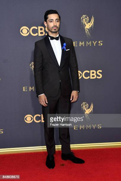 Actor Riz Ahmed attends the 69th Annual Primetime Emmy Awards at Microsoft Theater on September 17 2017 in Los Angeles California
