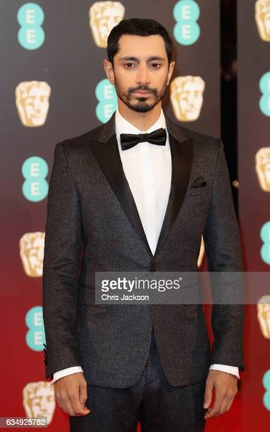 Actor Riz Ahmed attends the 70th EE British Academy Film Awards at Royal Albert Hall on February 12 2017 in London England