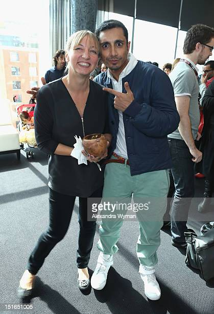 Actor Riz Ahmed attends the Doha Luncheon at TIFF Bell Lightbox during the 2012 Toronto International Film Festival on September 9 2012 in Toronto...