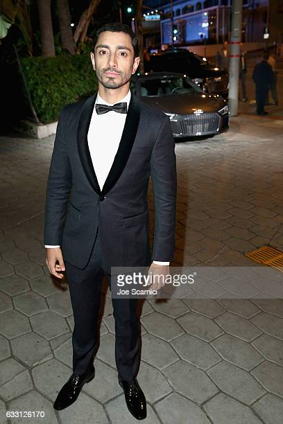 Actor Riz Ahmed attends The Weinstein Company Netflix's SAG 2017 After Party presented by Audi at Sunset Tower Hotel on January 29 2017 in West...