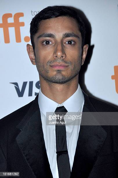 Actor Riz Ahmed attends the'iLL Manors' premiere during the 2012 Toronto International Film Festival on September 9 2012 in Toronto Canada