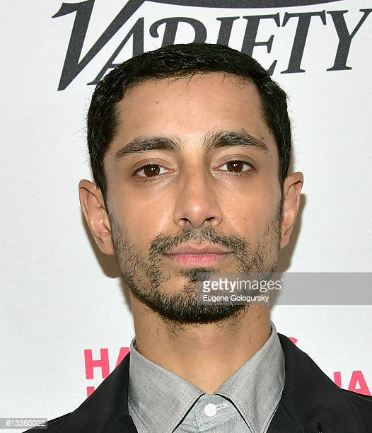 Actor Riz Ahmed attends Variety's 10 To Watch Brunch and Panel during the Hamptons International Film Festival 2016 at Nick Toni's on October 8 2016...