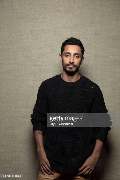 Actor Riz Ahmed from 'Sound of Metal' is photographed for Los Angeles Times on September 6, 2019 at the Toronto International Film Festival in...