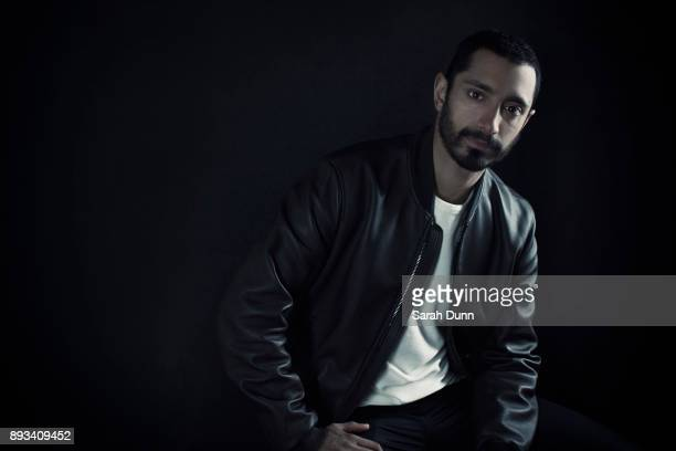 Actor Riz Ahmed is photographed for Disney on July 16 2016 in Los Angeles California