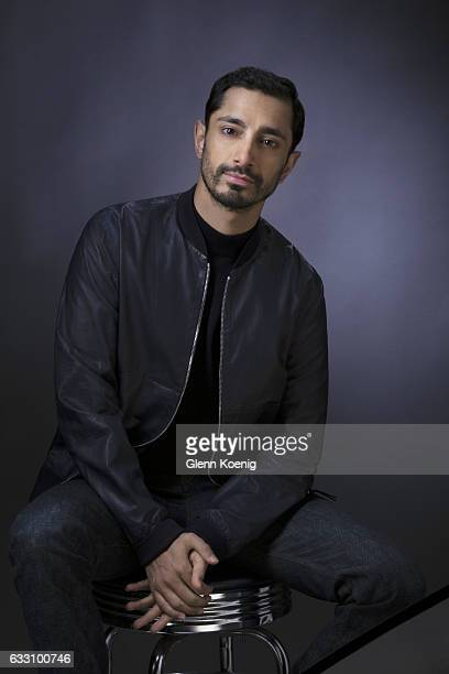 Actor Riz Ahmed is photographed for Los Angeles Times on December 8 2016 in Los Angeles California Published Image CREDIT MUST READ Glenn Koenig/Los...