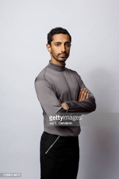 Actor Riz Ahmed is photographed for Los Angeles Times on November 30, 2020 in Santa Monica, California. PUBLISHED IMAGE. CREDIT MUST READ: Jay L....