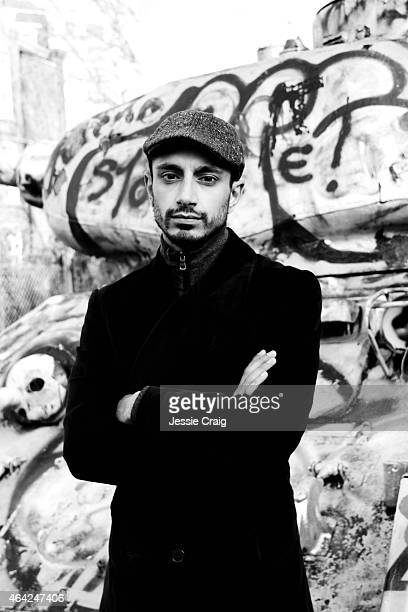 Actor Riz Ahmed is photographed on January 31 2013 in London England