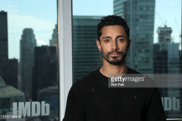 Actor Riz Ahmed of 'Sound of Metal' attends The IMDb Studio Presented By Intuit QuickBooks at Toronto 2019 at Bisha Hotel & Residences on September...