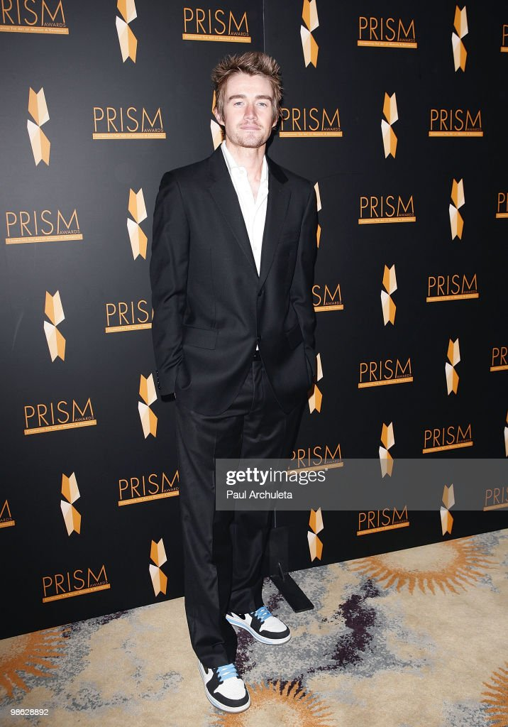 Actor Rob Buckley arrives at the 2010 PRISM Awards at Beverly Hills Hotel on April 22, 2010 in Beverly Hills, California.