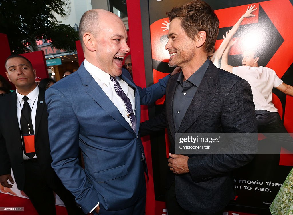 """Premiere Of Columbia Pictures' """"Sex Tape"""" - Red Carpet : News Photo"""