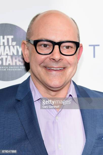 Actor Rob Corddry attends HBO's Night Of Too Many Stars America Unites For Autism Programs at The Theater at Madison Square Garden on November 18...