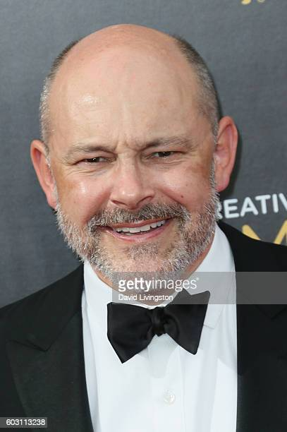 Actor Rob Corddry attends the 2016 Creative Arts Emmy Awards Day 2 at the Microsoft Theater on September 11 2016 in Los Angeles California