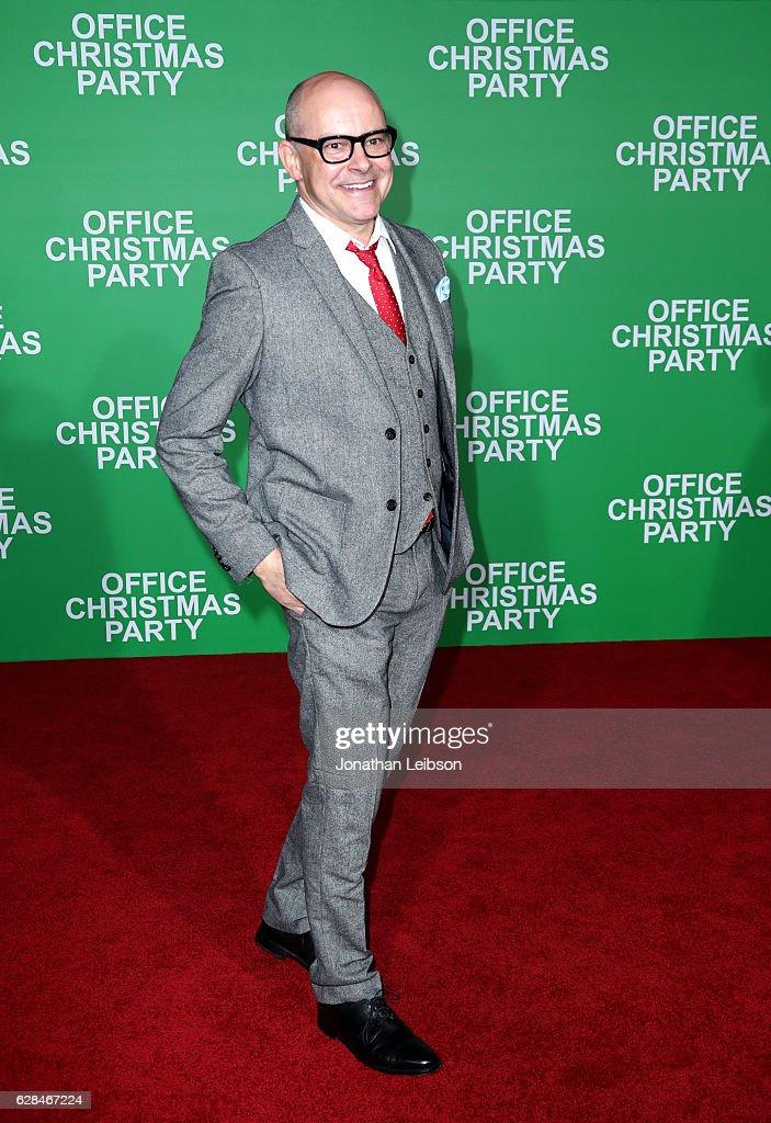 Office Christmas Party LA Premiere