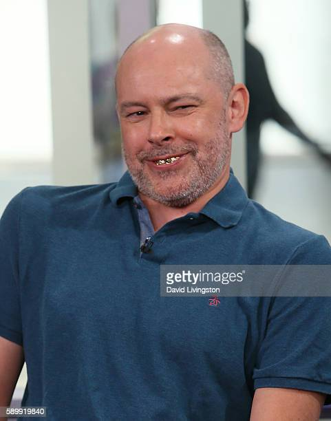 Actor Rob Corddry visits Hollywood Today Live at W Hollywood on August 15 2016 in Hollywood California