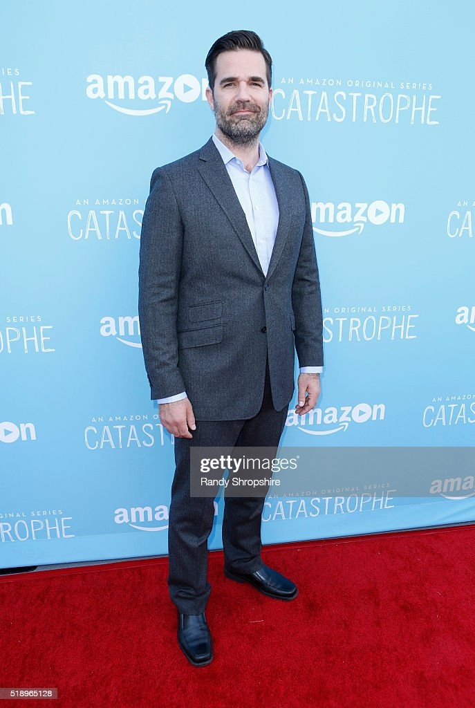 CATASTROPHE Emmy FYC Screening At The London West Hollywood
