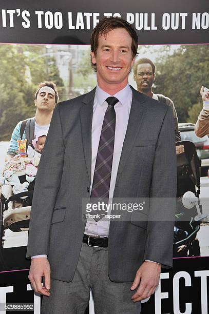 Actor Rob Huebel arrives at the premiere of What To Expect When Your Expecting premiere held at Grauman's Chinese Theater