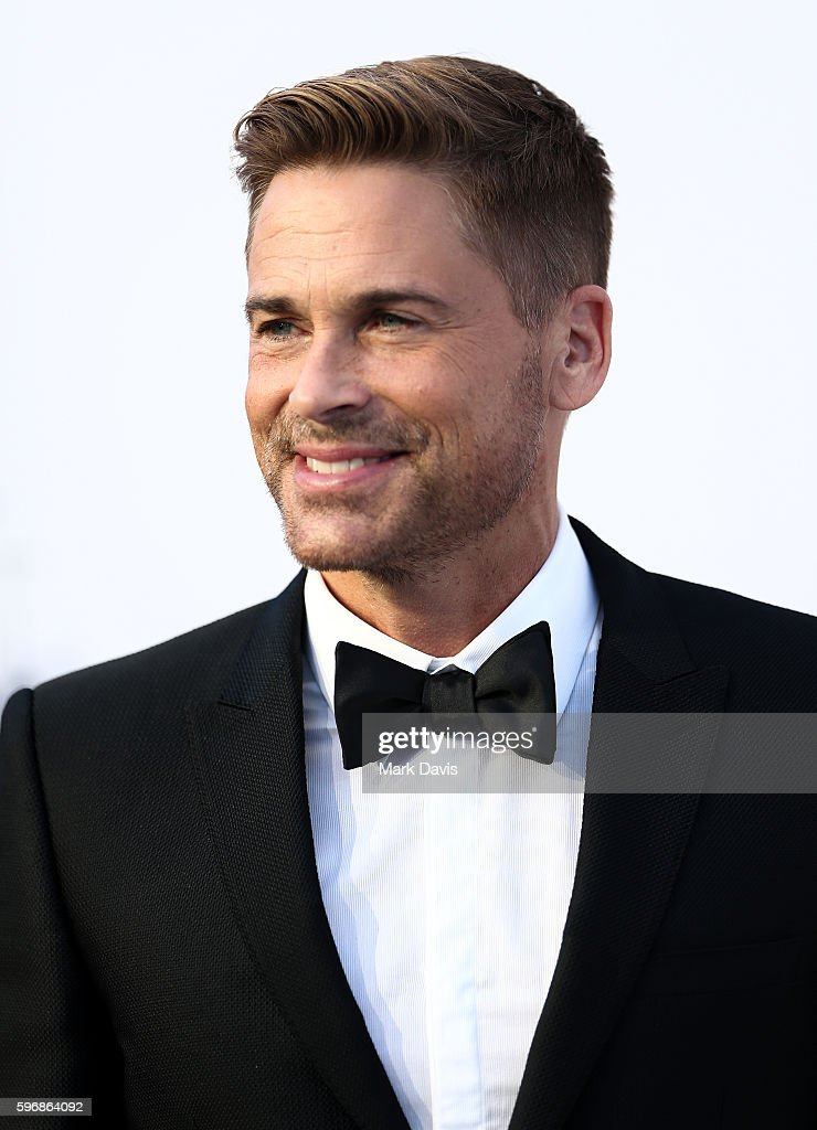 Actor Rob Lowe attends the Comedy Central roast of Rob Lowe held at Sony Studios on August 27, 2016 in Los Angeles, California.