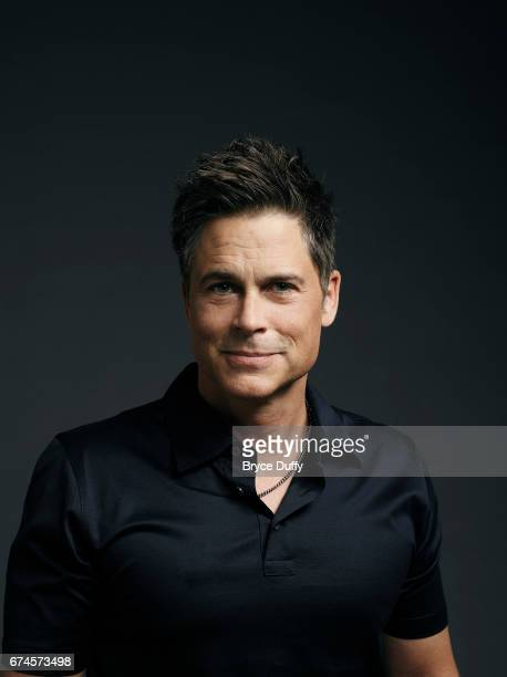 Actor Rob Lowe photographed for Variety on June 7 in Los Angeles California