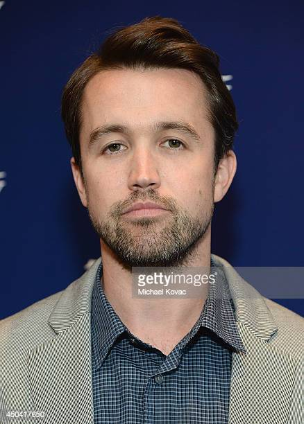 Actor Rob McElhenney attends Variety's A Night in the Writers' Room at Writer's Guild Theater on June 10, 2014 in Los Angeles, California.