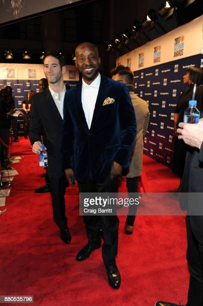 Actor Rob Morgan attends The 2017 IFP Gotham Independent Film Awards cosponsored by FIJI Water at Cipriani Wall Street on November 27 2017 in New...
