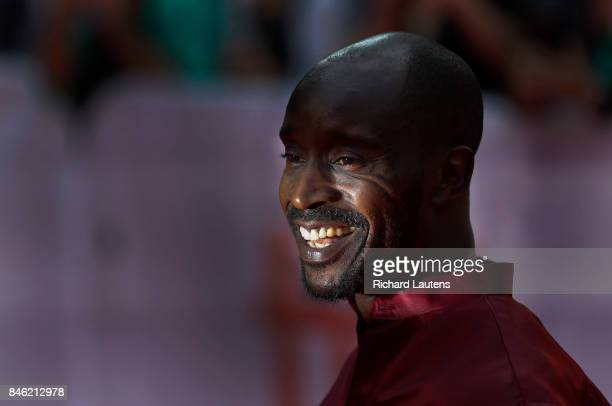 TORONTO ON SEPTEMBER 12 Actor Rob Morgan is all smiles MUDBOUND had a showing at Roy Thomson Hall for TIFF On the red carpet the expected guests d...