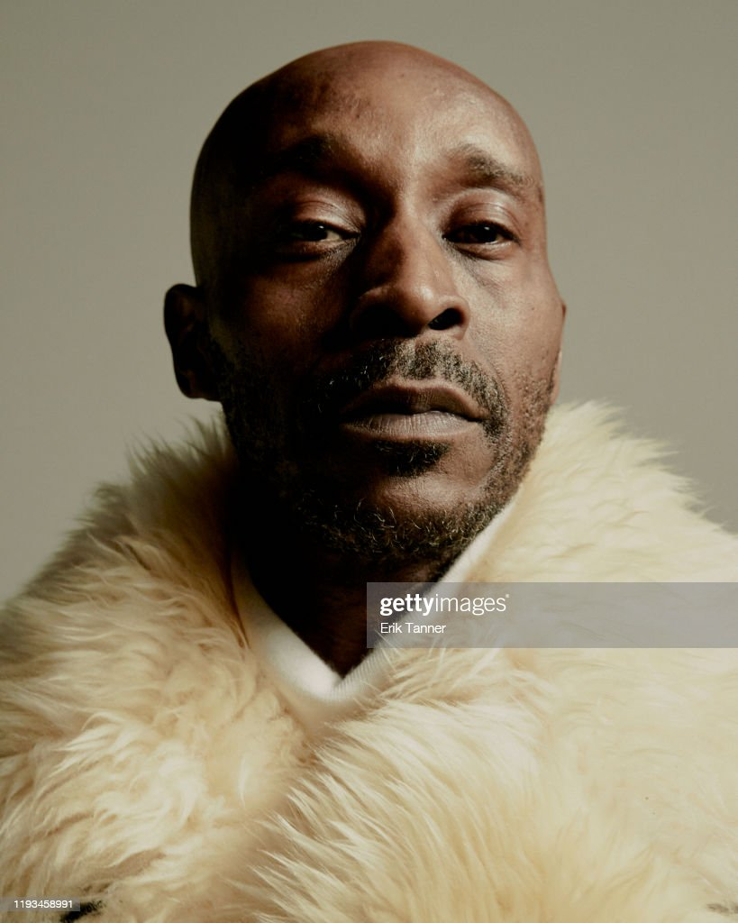 Actor Rob Morgan Poses For A Portrait At The The National Board Of News Photo Getty Images